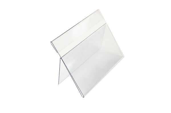 "Display Case Sign Protector - 3.5""w x 2.5""h"